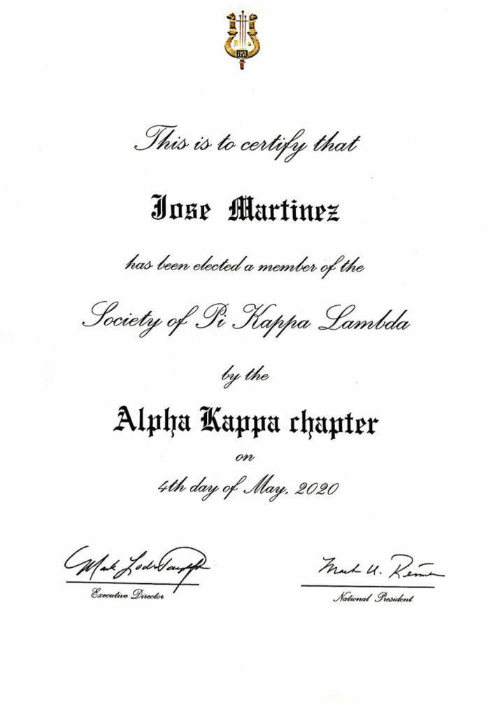 National Orchestra of Spain tubist Alpha Kappa diploma